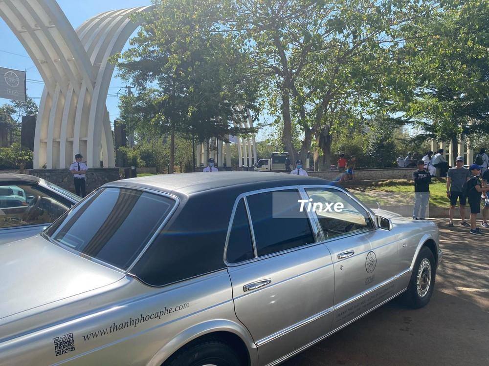 Rolls-Royce Silver Seraph là hàng sưu tập cho dân sành Rolls-Royce