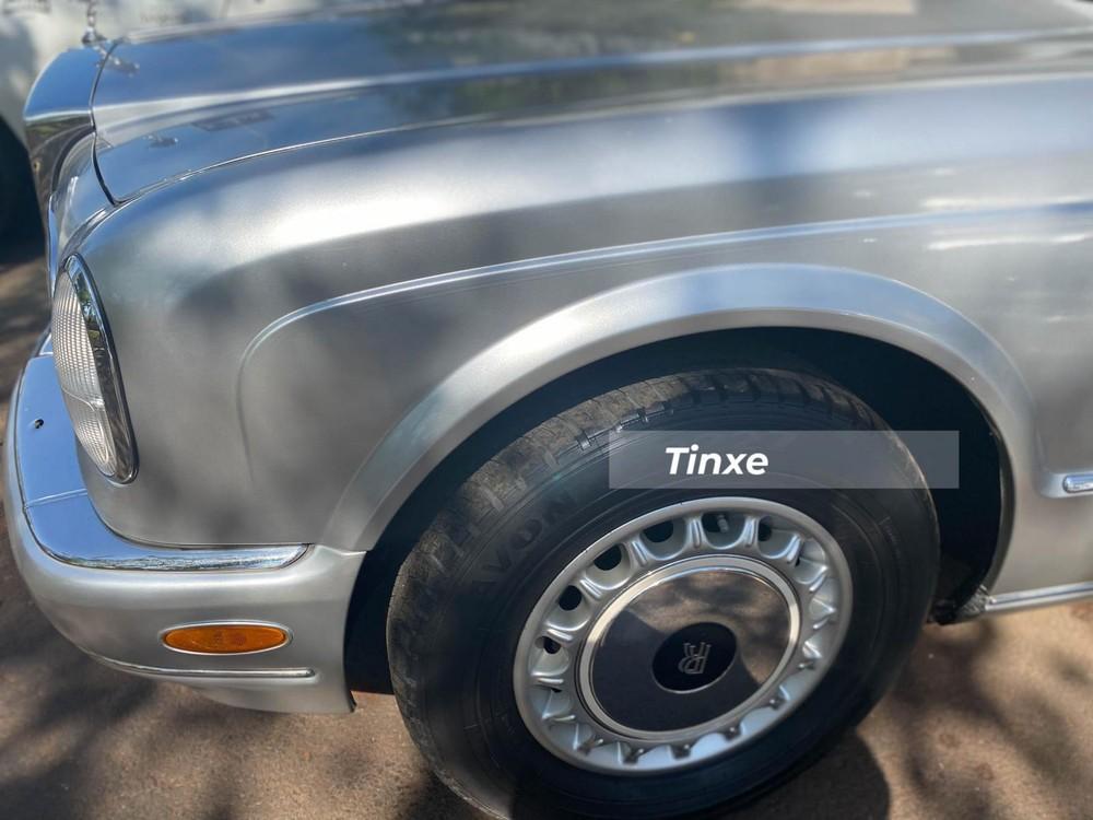 Bộ mâm của Rolls-Royce Silver Seraph