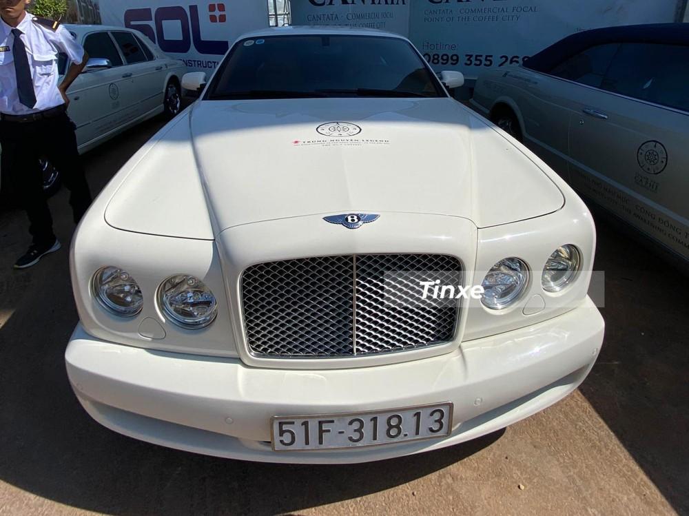 Bentley Brooklands Coupe siêu độc tại Việt Nam của Đặng Lê Nguyên Vũ