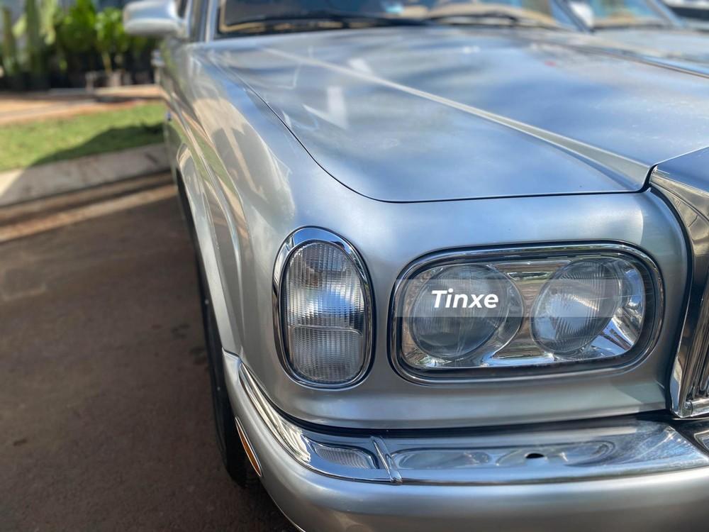 Rolls-Royce Silver Seraph chỉ có vài chiếc trong nước