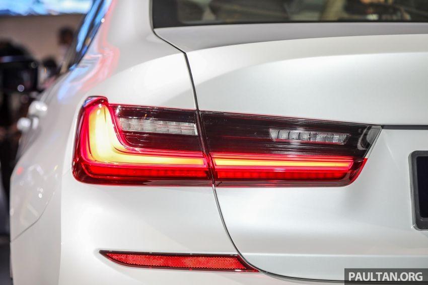 BMW 3-Series Li 2021 chỉ có 2 màu ngoại thất
