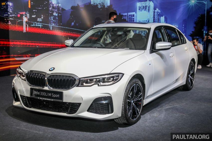 BMW 3-Series LWB 2021 ra mắt Malaysia