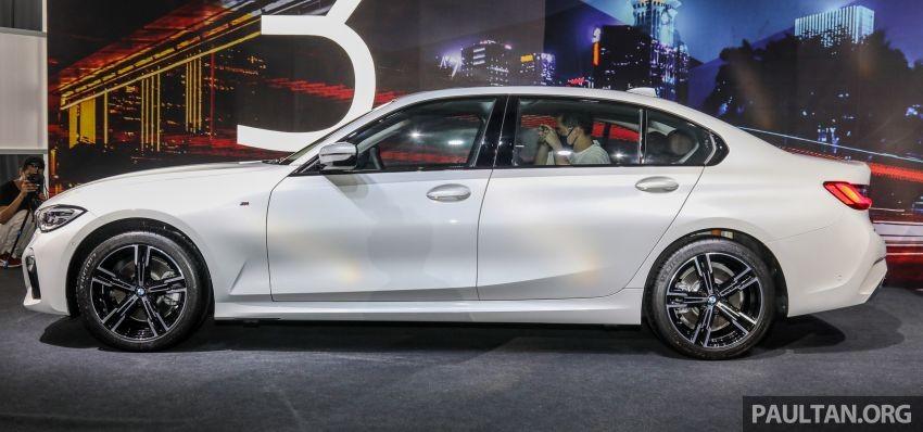 BMW 3-Series LWB 2021 dài hơn bản thường