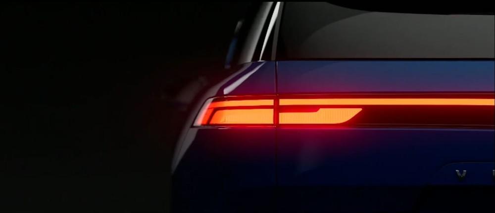 Đèn hậu của VinFast VF e36.