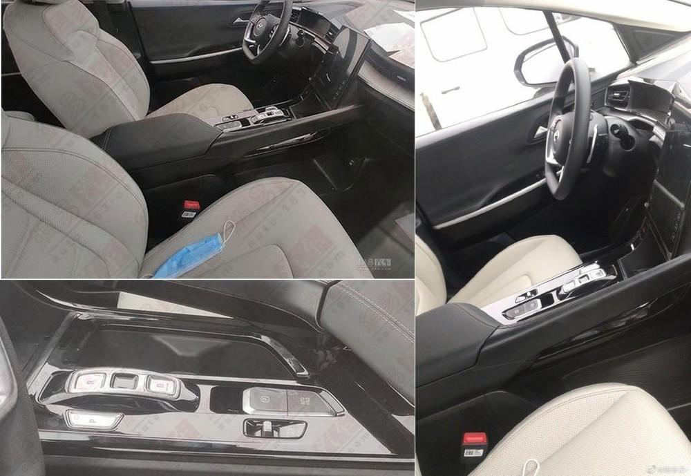 Hyundai Custo sẽ dùng nút bấm chuyển số