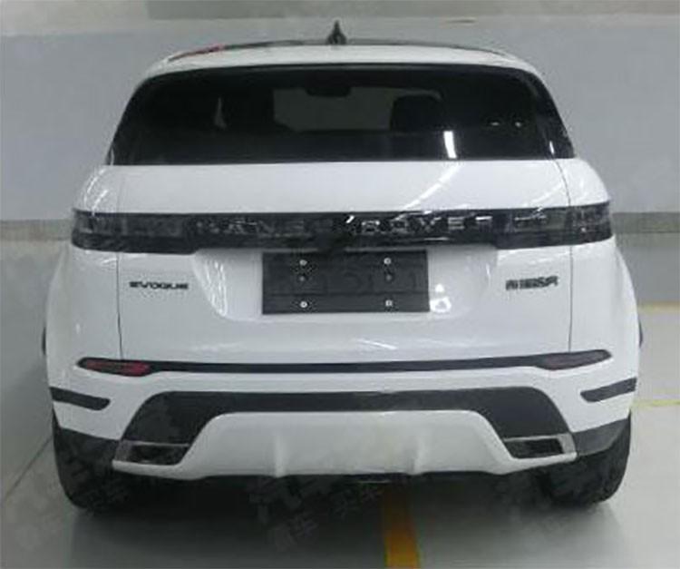 Range Rover Evoque LWB dài hơn 160 mm so với bản thường