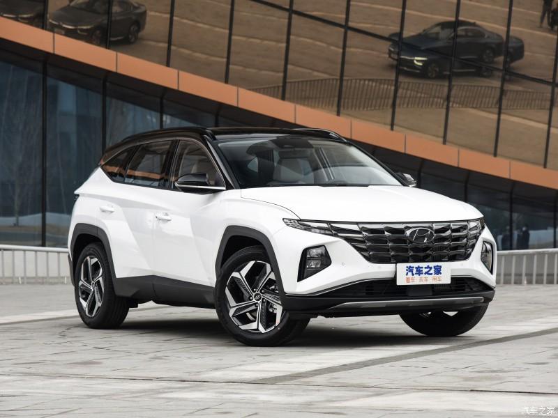 Hyundai Tucson L 2021 tại Trung Quốc rẻ hơn đáng kể so với xe hiện đang bán ở Việt Nam