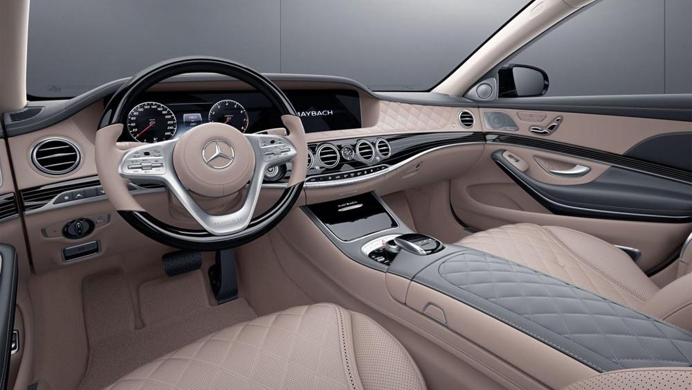 Giá xe Mercedes-Maybach S450