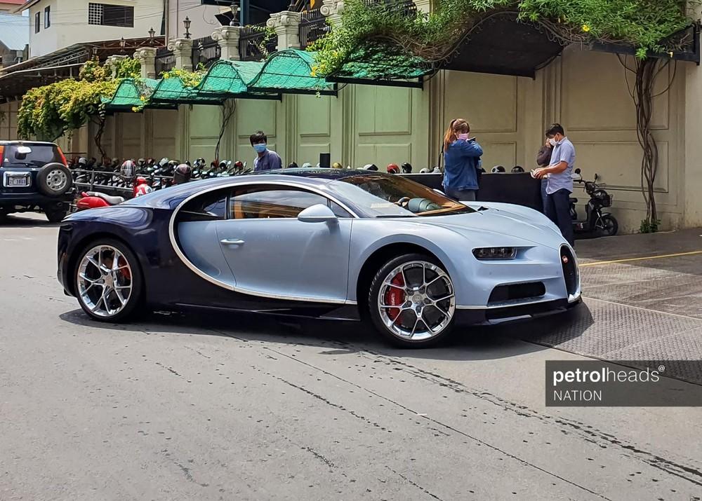 Hoàng Kim Khánh chia sẻ thẳng không mua Bugatti Chiron