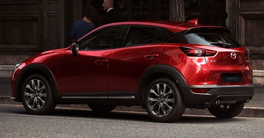 Mazda CX-3 và CX-30 sẽ hoàn thiện danh mục sản phẩm của Mazda Việt Nam.