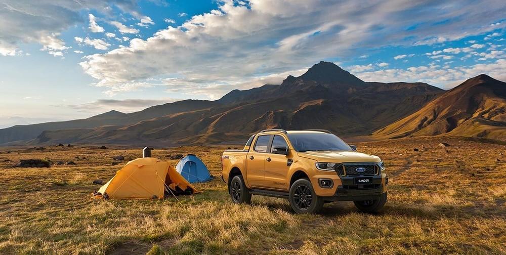 Ford Ranger vẫn là sản phẩm dẫn đầu phân khúc xe bán tải tại Việt Nam.