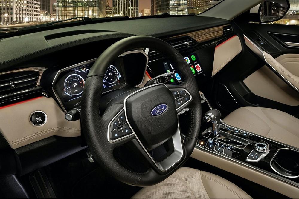Giá xe Ford Territory