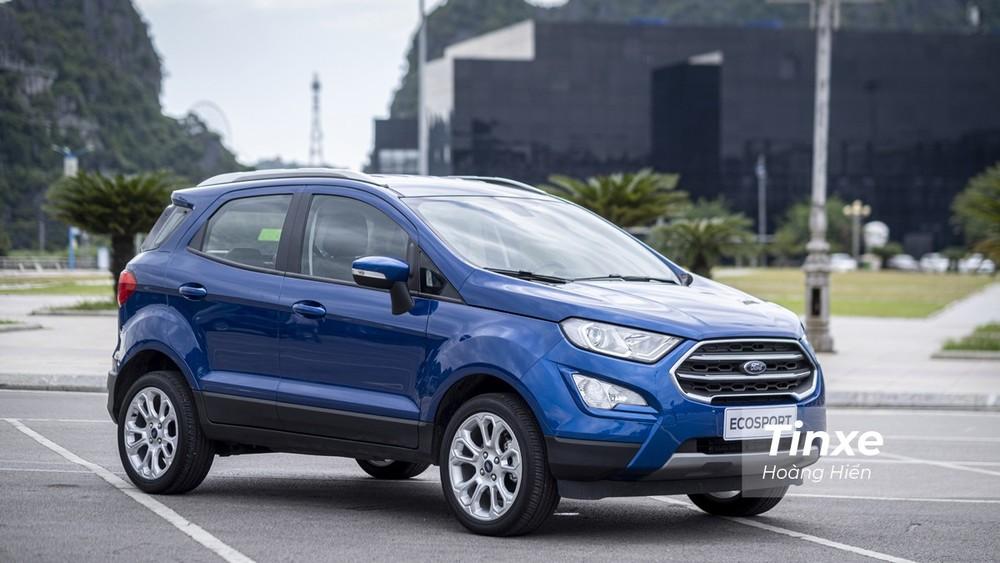 Chạy chỉ tiêu bất thành, nhiều đại lý hiện đã nâng mức khuyến mãi cho Ford EcoSport.