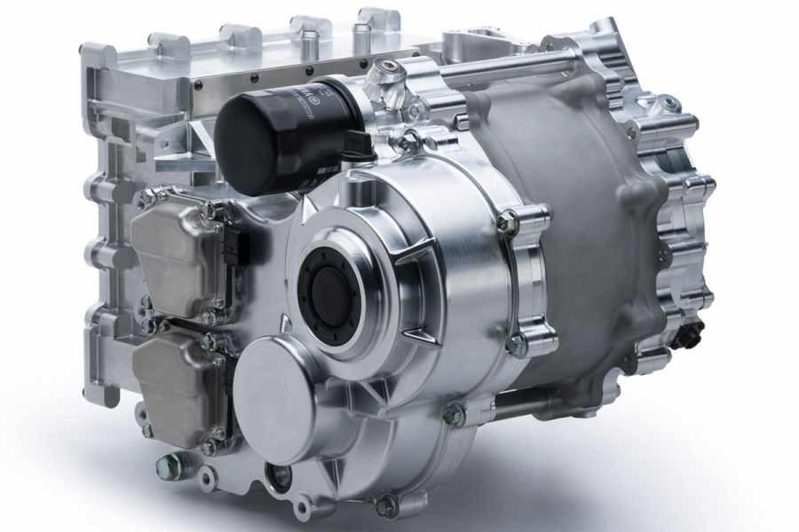 Khối động cơ điện gọn gàng có sức mạnh 475 mã lực của Yamaha