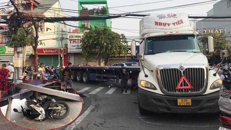 Vụ tai nạn may mắn không xảy ra thương vong về người