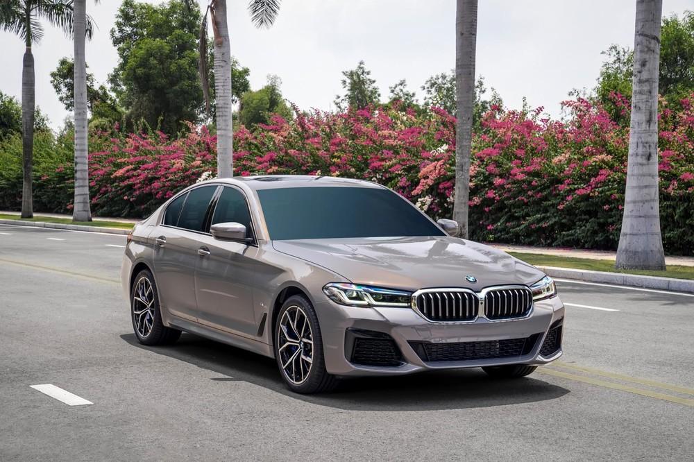 BMW 530i M Sport 2021.