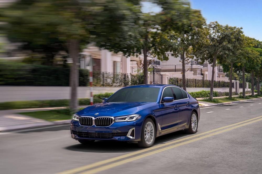 BMW 520i Luxury Line 2021.