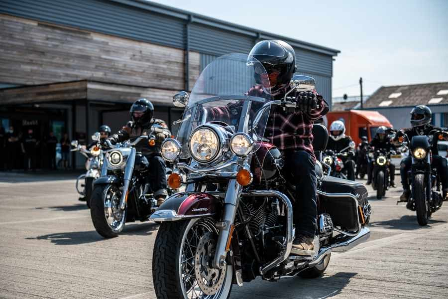 Loạt xe Harley-Davidson gặp lỗi đèn bị triệu hồi tại Mỹ
