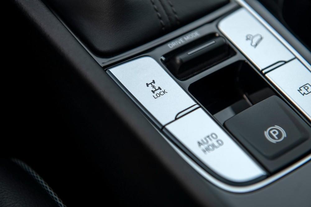 Hyundai Santa Cruz 2022 có cả động cơ tăng áp và động cơ hút khí tự nhiên