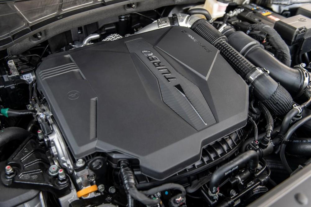 Động cơ của Hyundai Santa Cruz 2022