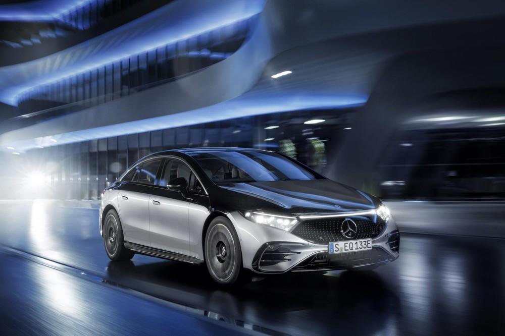 Mercedes-Benz EQS 2022 bản Edition 1
