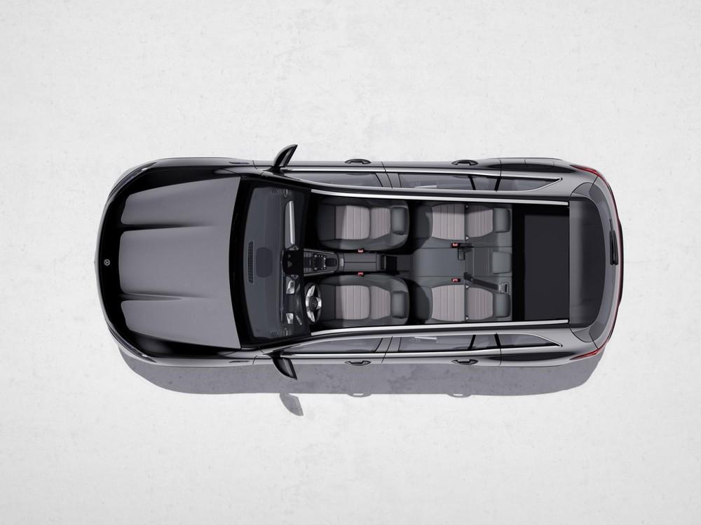 Mercedes-Benz EQB 2021 bản 5 chỗ