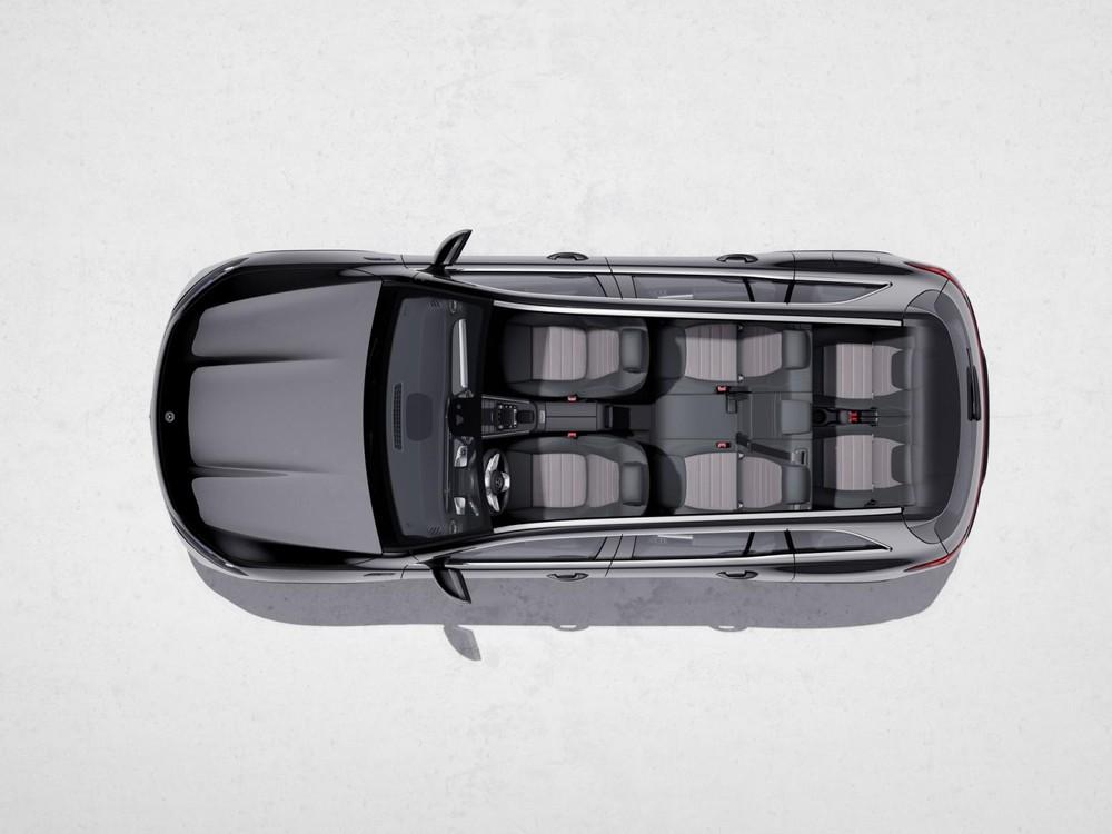 Mercedes-Benz EQB 2021 bản 7 chỗ
