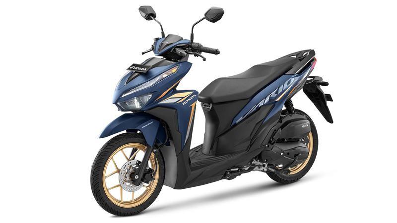 Honda Vario 125 2021 chính thức ra mắt