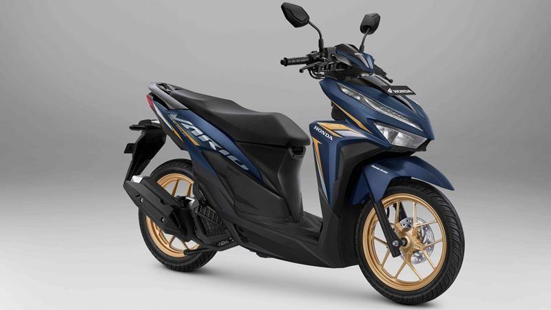Honda Vario 125 2021 vẫn giữ nguyên thiết kế, trang bị