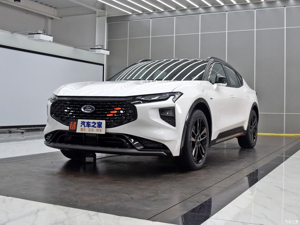 Ford Evos được phát triển theo thị hiếu của người Trung Quốc