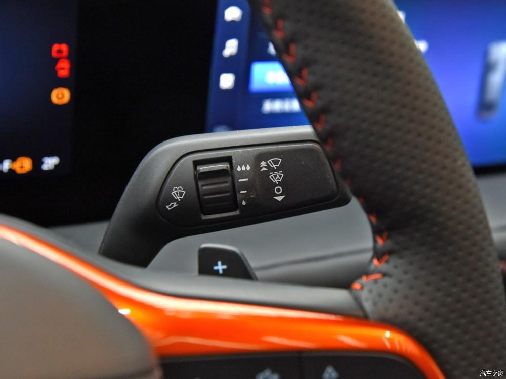 Ford Evos chưa được công bố động cơ