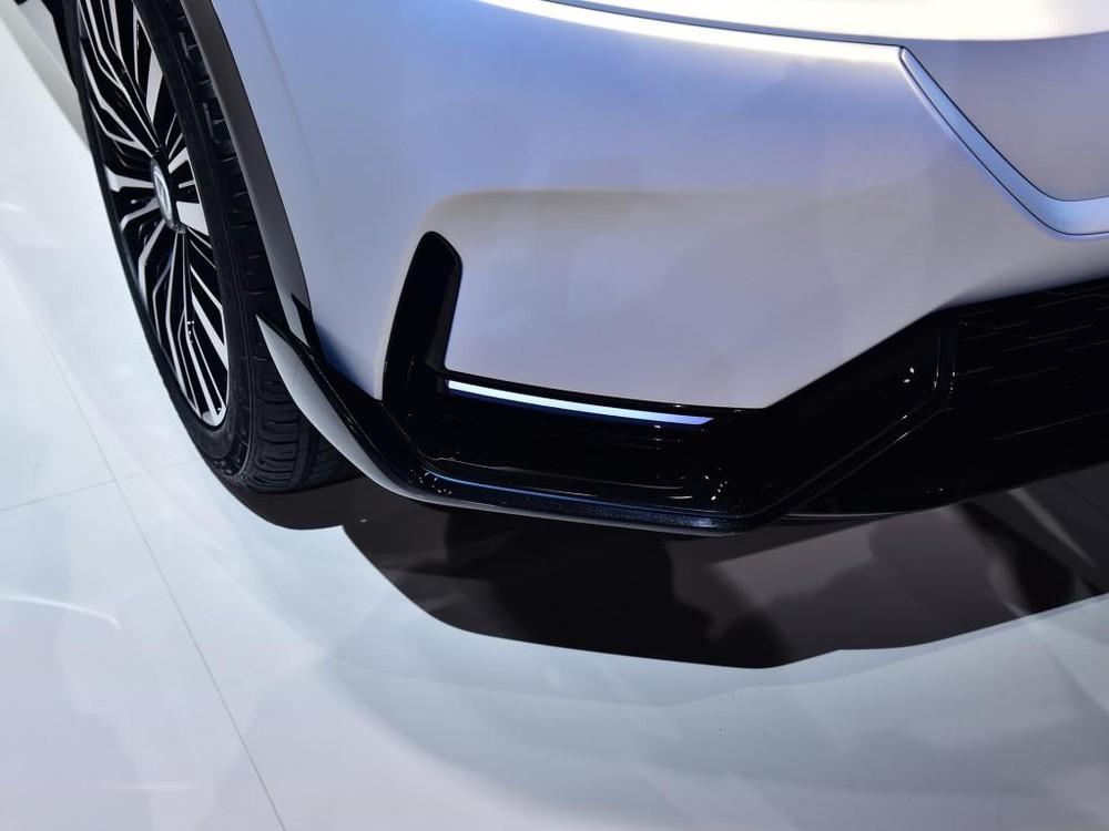 Đèn sương mù LED nằm ngang của Honda SUV e:prototype