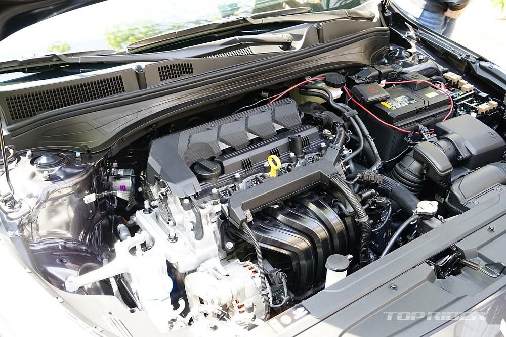 Động cơ của Kia Cerato 2021