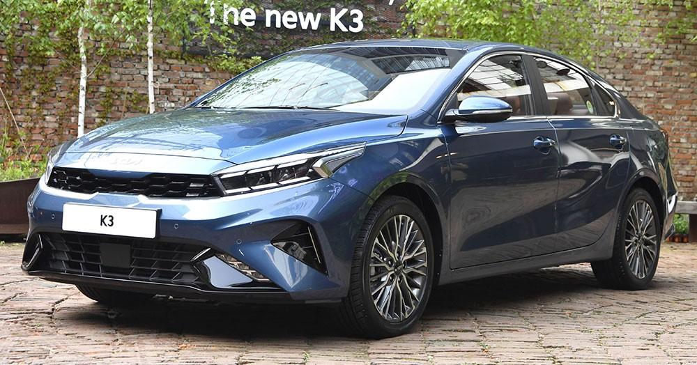 Kia Cerato 2021 ra mắt thị trường Hàn Quốc