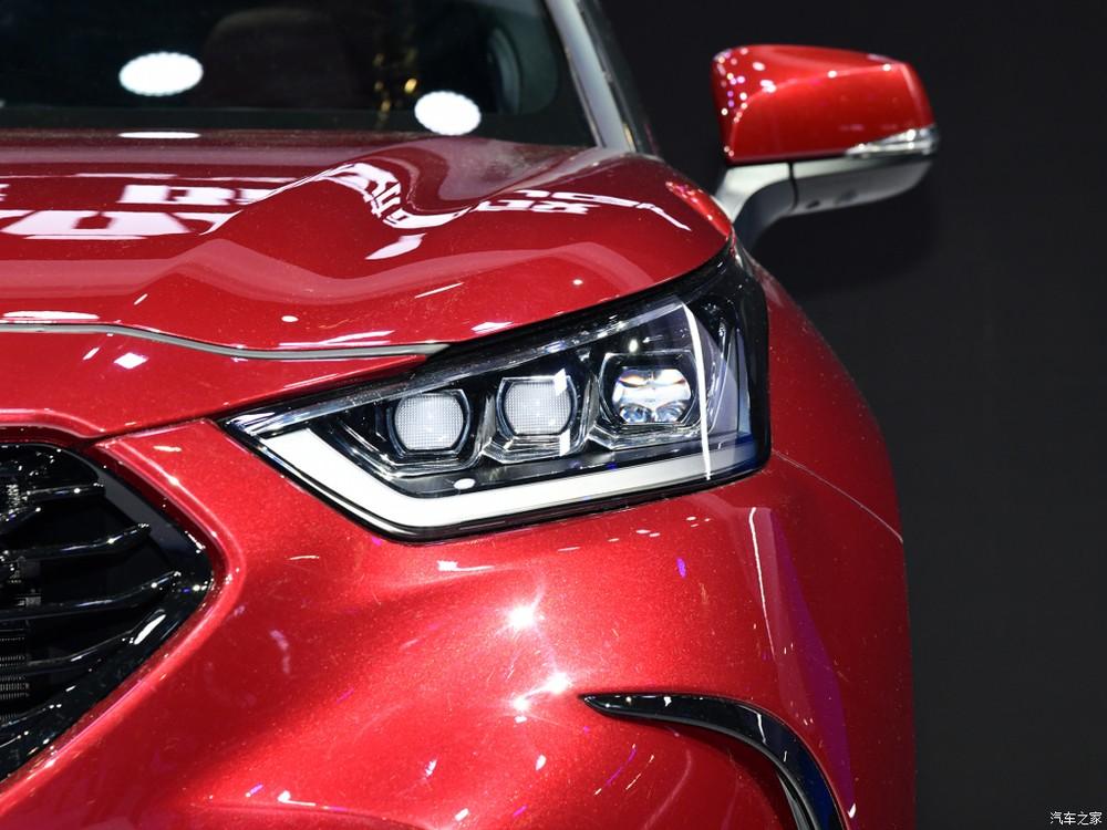 Đèn hậu của Toyota Crown Kluger