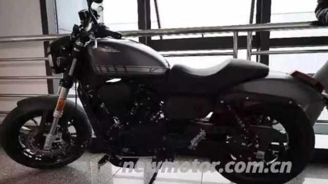 Hé lộ hình ảnh hoàn thiện của mẫu xe tiền thân cho Harley-Davidson 338