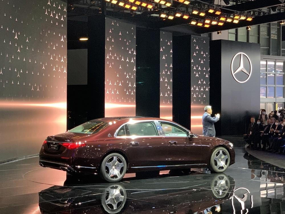 Mercedes-Maybach S480 2021 chỉ có 1 bản trang bị