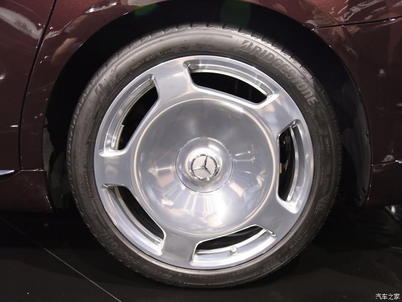 Bộ vành của Mercedes-Maybach S480 2021