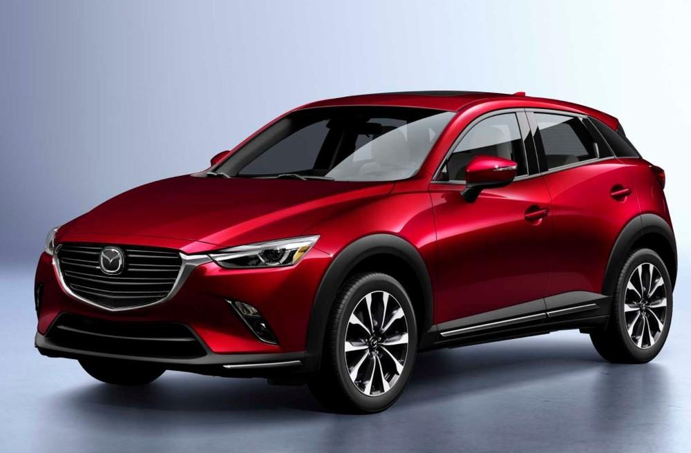 Giá xe Mazda CX-3
