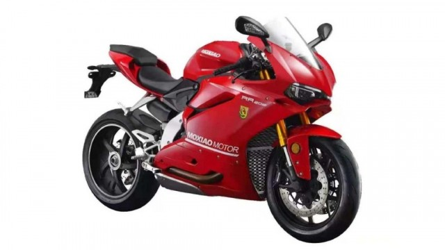 Ducati Panigale V4 phiên bản Trung Quốc được ra mắt
