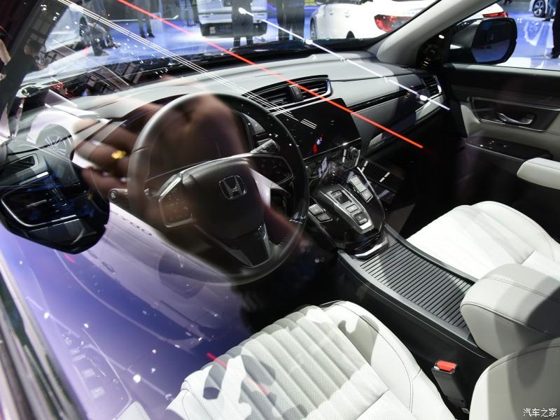 Vô lăng của Honda Breeze e:PHEV 2021