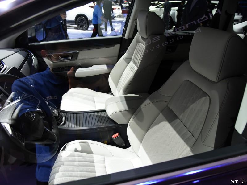 Ghế trước của Honda Breeze e:PHEV 2021