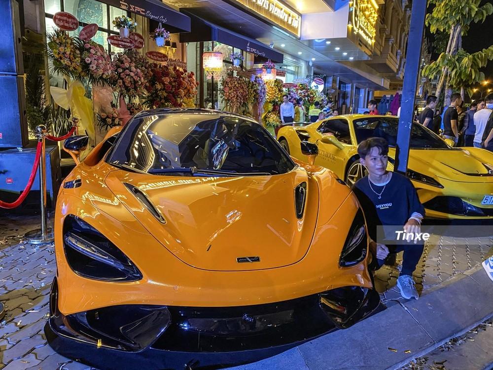 McLaren 765LT chỉ có 765 chiếc trên toàn thế giới