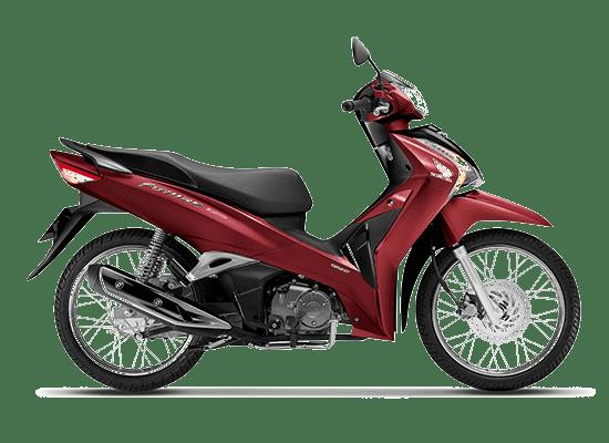 Honda Future phiên bản Vành nan hoa màu đỏ