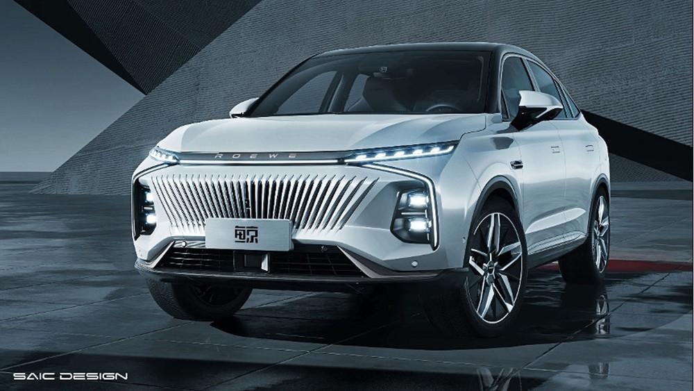 SAIC Roewe Jing là một trong những mẫu concept mới gây ấn tượng nhất Triển lãm Ô tô Thượng Hải 2021
