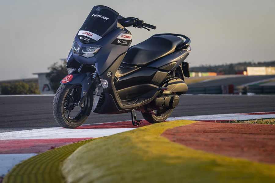 Mẫu xe tay ga đẹp mắt, hoành tráng và hiện đại của Yamaha