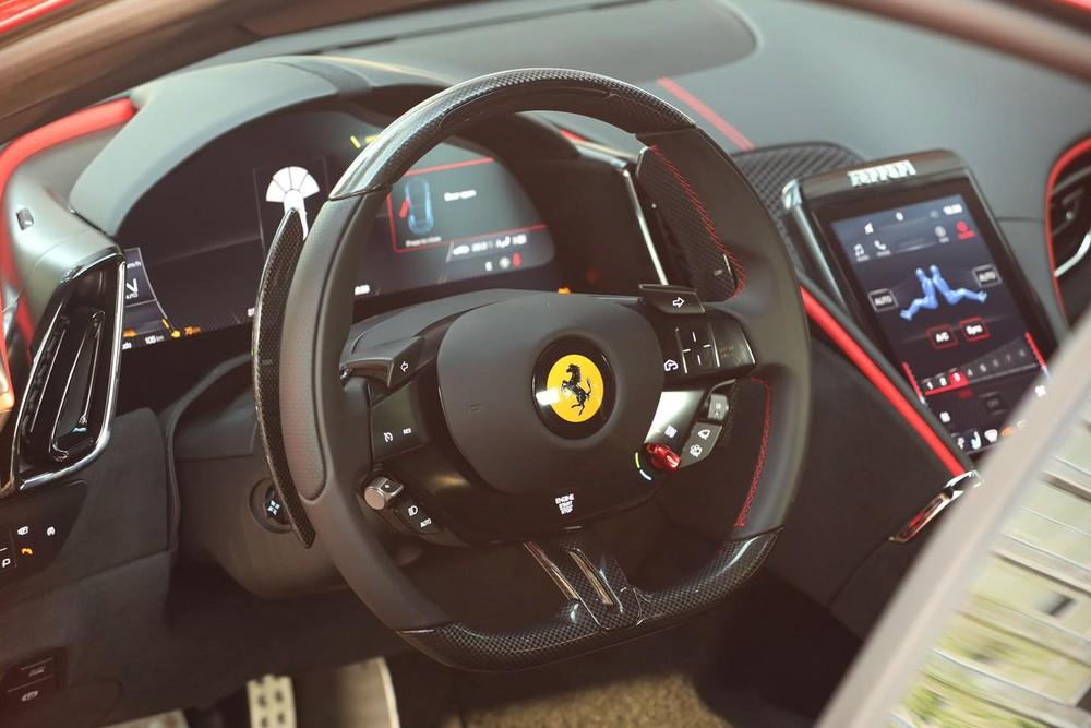 Ferrari Roma là siêu xe phù hợp dành cho gia đình