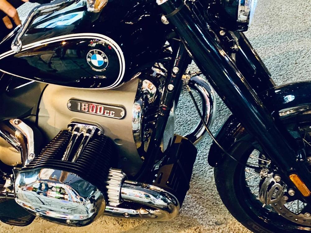 BMW R18 First Edition sở hữu khối động cơ dung tích 1.802cc