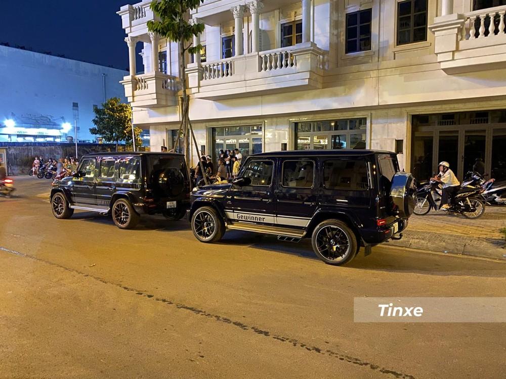 Mercedes-AMG G63 Edition 1 và Mercedes-AMG G63 MBS cùng chung 1 chủ nhân