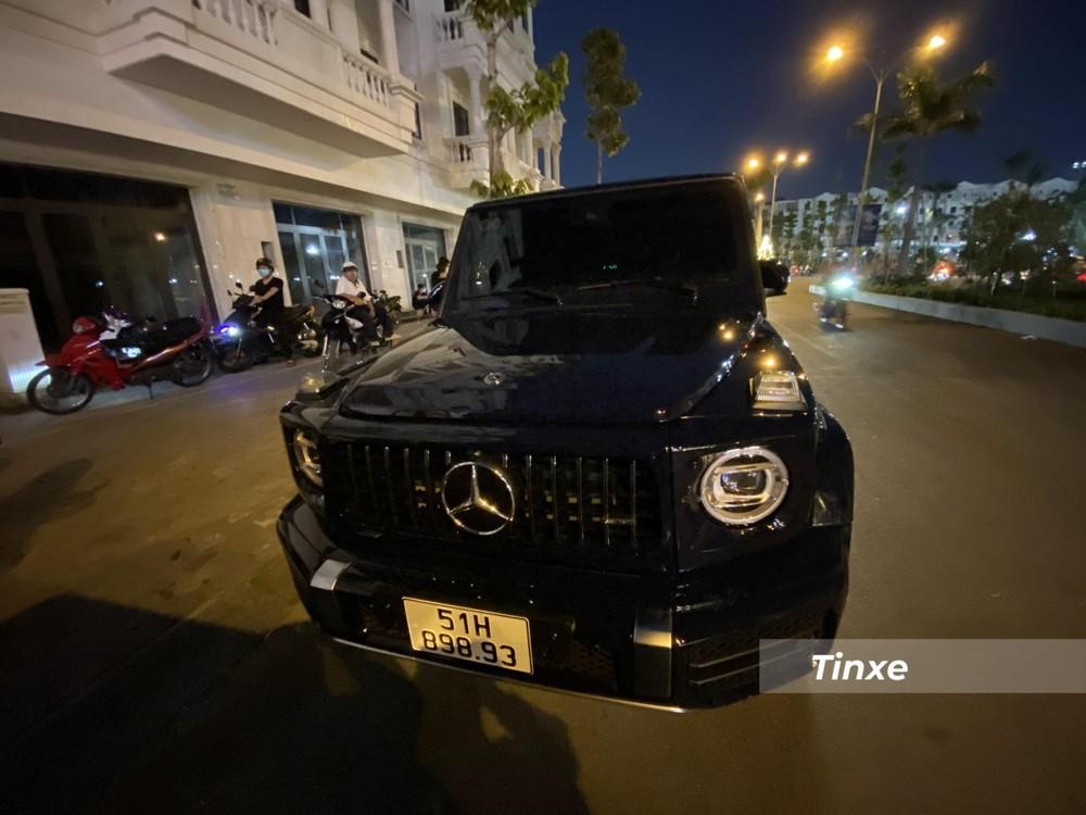 Mercedes-AMG G63 Gewinner MBS có số lượng đếm trên đầu ngón tay tại Việt Nam